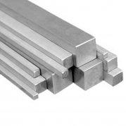 Квадрат алюминиевый (профиль) АД31. Цена от 175 грн/кг