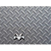 Лист рифленый сталь 08КП. Цена от 23000 грн/тонна