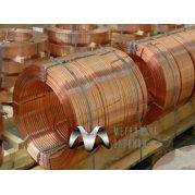 Проволока бронзовая БрАМц9-2. Цена от 390 грн/кг