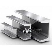 Швеллер алюминиевый АМЦ
