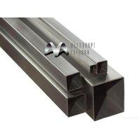 Труба профильная алюминиевая (прямоугольная) АД0