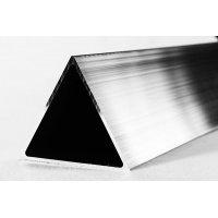Труба треугольная стальная электросварная прямошовная