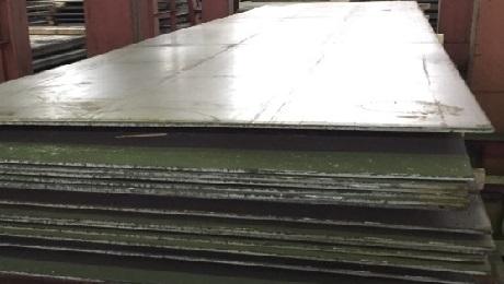 Лист сталь 09г2с: методы термообработки