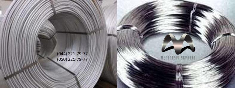 Проволока пружинная сталь 70