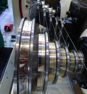 Проволока пружинная сталь 65г: этапы производства