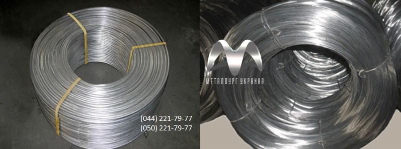 Проволока алюминиевая АМЦМ