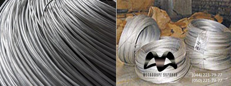Проволока алюминиевая АМГ5