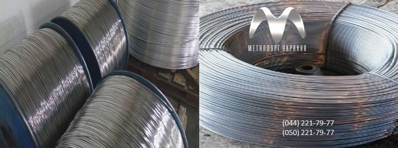 Проволока алюминиевая СВАК5